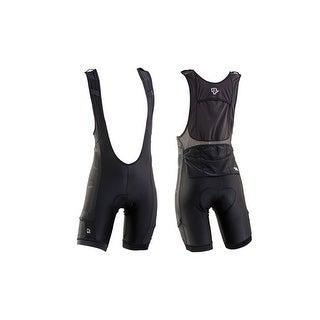 Race Face Men's Stash Cycling Bib Shorts - stealth