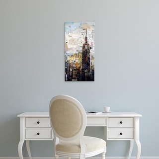 Easy Art Prints James Grey's 'Empire State' Premium Canvas Art