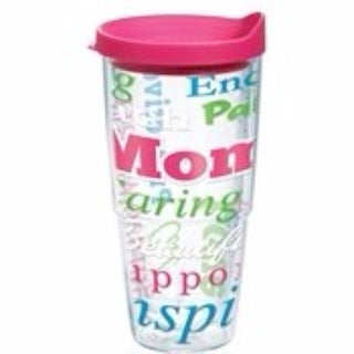 Tervis Tumbler Definition of Mom Wrap with Travel Lid (24 oz)