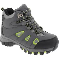 Deer Stags Boys' Drew Hiking Boot Grey
