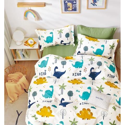 Lucas Jurrasic 100% Cotton Comforter Set