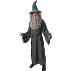 Mens The Hobbit Gandalf Movie Costume sz Standard 42-46 - standard (42-46 chest)