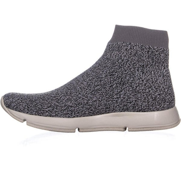 Shop VINCE Tyra High Top Sneakers, Grey