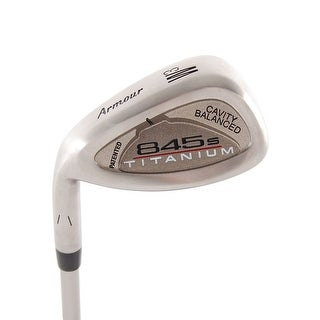 New Tommy Armour W3 Gap Wedge Ladies Flex Graphite LEFT HANDED
