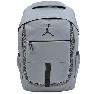 Nike Jordan Logo Jumpman Jet Pack School Laptop Backpack 9A1685