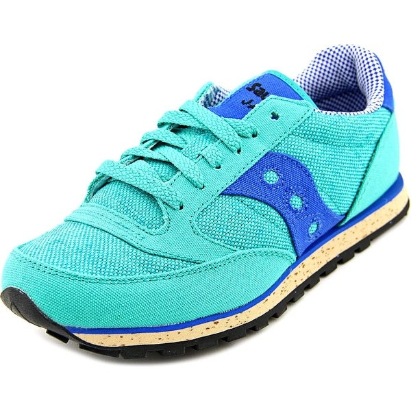 Saucony Jazz Low Pro Round Toe Canvas Sneakers