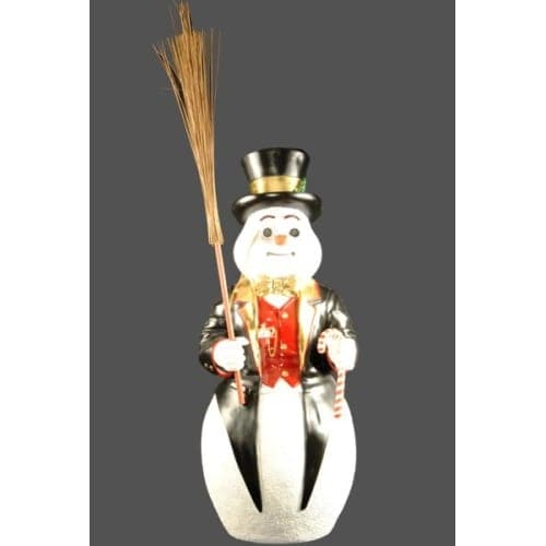 Christmas at Winterland WL-FROSTY-48 4 Foot Tall Frosty the Snowman Ornament