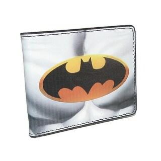 Buckle Down Kids' DC Comics Batman Billfold Wallet - One Size
