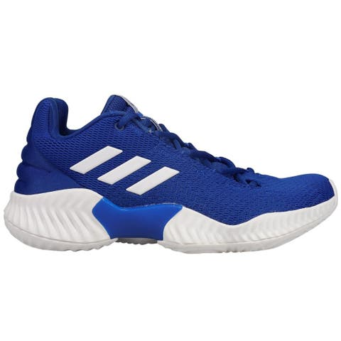 adidas Pro Bounce 2018 Low Mens Basketball Sneakers Shoes Casual -