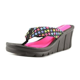 Skechers Sammy Open Toe Canvas Wedge Sandal|https://ak1.ostkcdn.com/images/products/is/images/direct/7de8695bd7d79724226494394211c9375ba3514b/Skechers-Sammy-Youth-Open-Toe-Canvas-Multi-Color-Wedge-Sandal.jpg?impolicy=medium