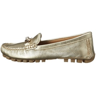 Coach Womens Arlene Closed Toe Loafers