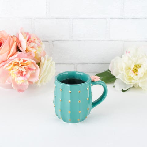 Cactus Mug by Pinky Up
