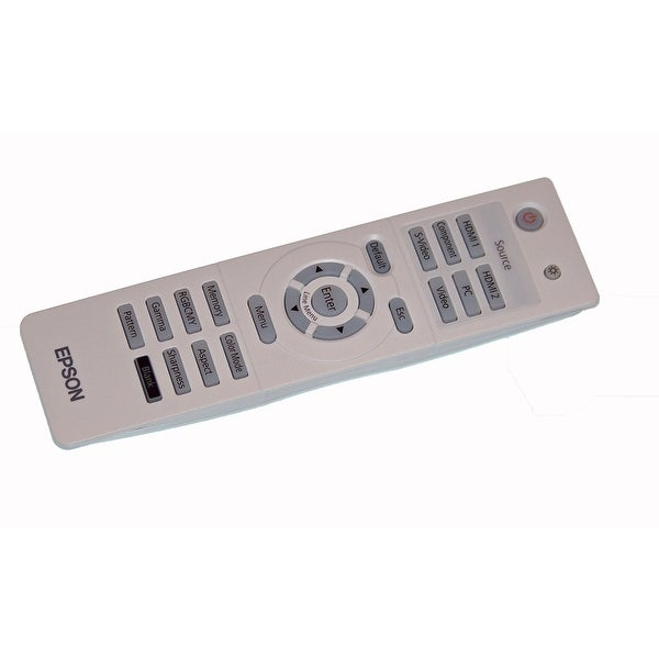 NEW OEM Epson Remote Control Originally Shipped With PowerLite Home Cinema 8345