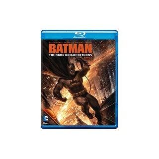 BATMAN-DARK KNIGHT RETURNS PART 2-ANIMATED (BLU-RAY/DVD/FF)