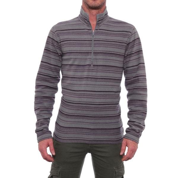 164bb4458e89 Shop The North Face Men TKA 100 Glacier 1 4 Zip Fleece Jacket Basic Jacket  - Free Shipping On Orders Over  45 - Overstock - 15050543
