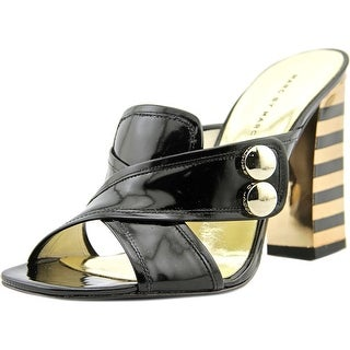 Marc By Marc Jacobs Jules Open Toe Synthetic Slides Sandal
