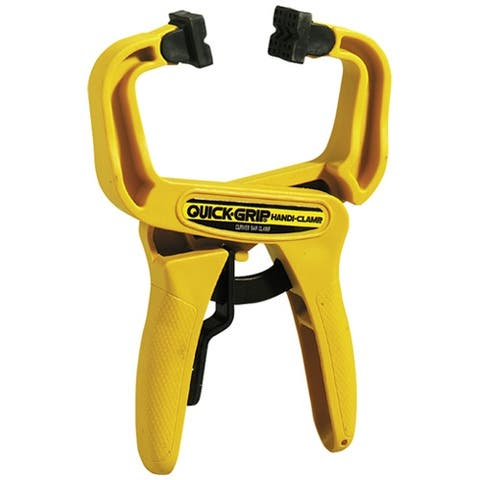 Irwin 59430CD Locking Handi-Clamp With Quick Release Trigger 4""