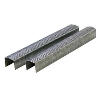 "Stanley SHCR50193/8-5M Galvanized Staples Grapas attache, 3/8"", 5000/Pack