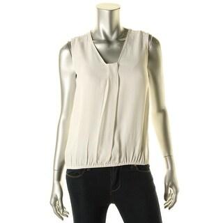 Studio M Womens Lightweight Sleeveless Pullover Top