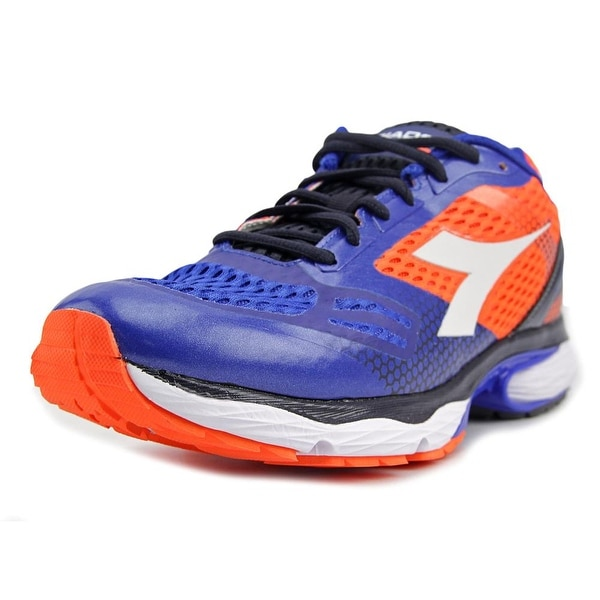 Diadora N-6100-4 Men Round Toe Synthetic Blue Sneakers