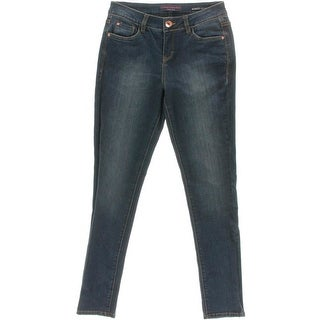 Catherine Malandrino Womens Aimee Skinny Jeans Signature Classic Rise - 0