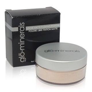 glominerals Loose Matte Finishing Powder 0.26oz.