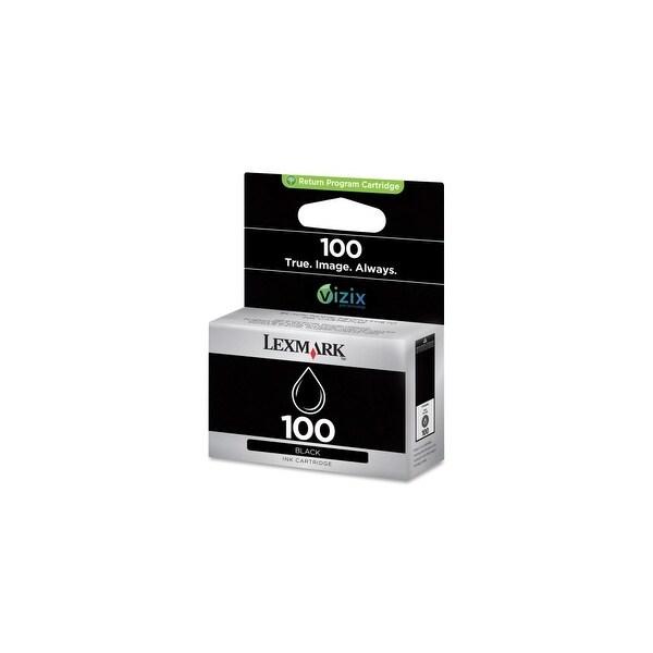 Lexmark 14N0820 Lexmark No. 100 Return Program Ink Cartridge - Black - Inkjet - 1 Each