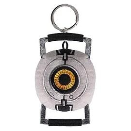 Portal 2 Space Sphere Plush Keychain P277