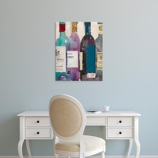 Easy Art Prints Samuel Dixon's 'Dinner Party II' Premium Canvas Art