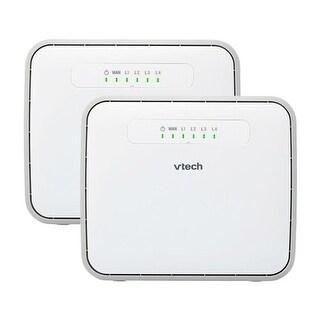 VTech Ethernet Router (2-Pack) 4 Port Ethernet Router