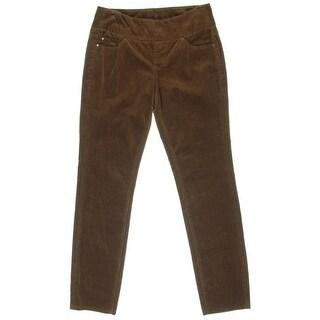 Jag Jeans Womens Nora Corduroy High-Waist Skinny Pants