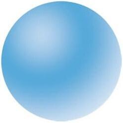 Light Blue - Pardo Art Clay Translucent 56G