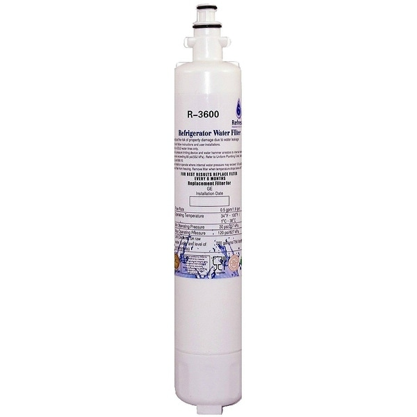 Replacement Water Filter For GE GFE28HSHSS Refrigerator Water Filter - by  Refresh