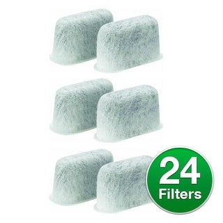 Fits Keurig K35 Classic Series Coffee Maker Charcoal Water Filter (4 Pack)