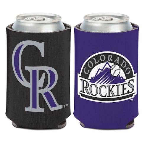 Colorado Rockies Can Cooler - As Pictured