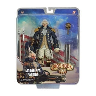 "Bioshock Infinite 9"" Action Figure Heavy Hitter Patriot 9 George Washington - multi"