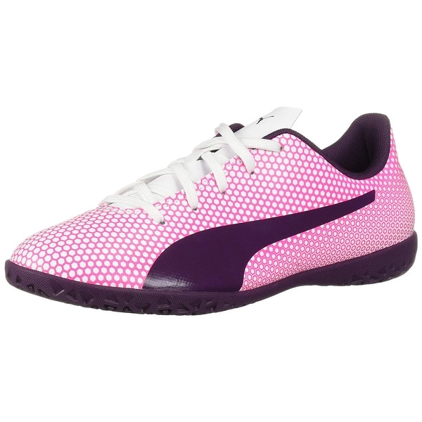 dff133ef32a27b Shop Kids Puma Girls Spirit it jr Low Top Lace Up Walking Shoes ...