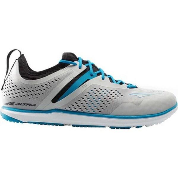 Shop Altra Footwear Men's Smith Chukka Boot Blue/Lime