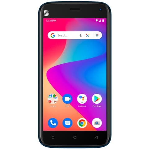 BLU C5L 2020 C0070WW 16GB GSM Unlocked Android Smart Phone