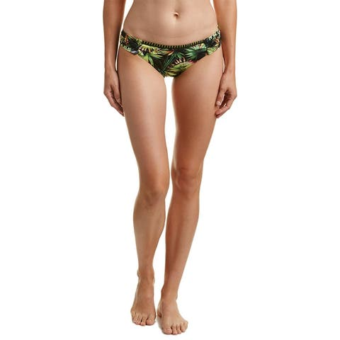 Lucky Brand Side Sash Hipster Bikini Bottom