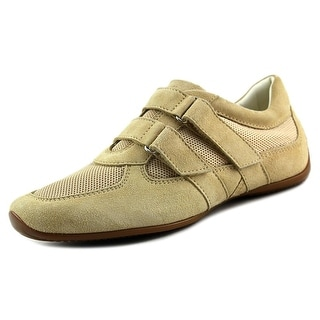Hogan Sprint Doppio Strap Suede Fashion Sneakers