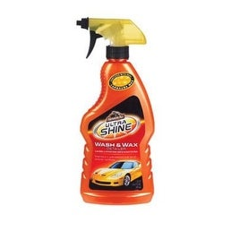 Armor All 78462 Ultra Shine Wash & Wax Detailer, 16.9 Oz