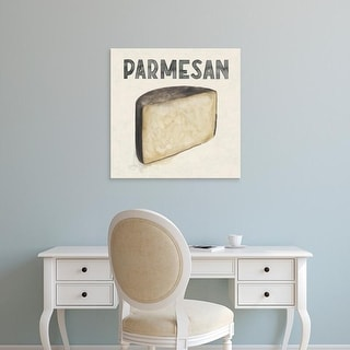 Easy Art Prints Grace Popp's 'Fromage II' Premium Canvas Art