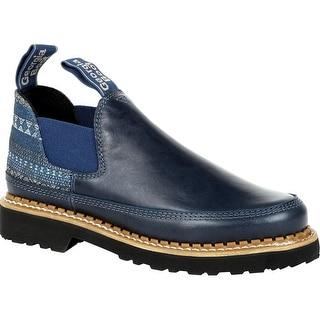 Georgia Boot Georgia Giant Womens Blue Romeo Shoe