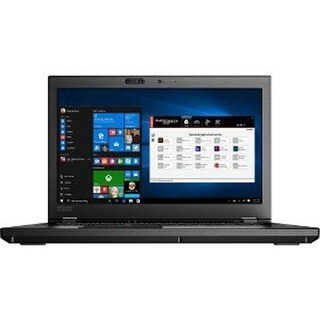 15.6 in. 2.6G 16 GB 1 TB Solid State Drive W10P Mobile Workstation