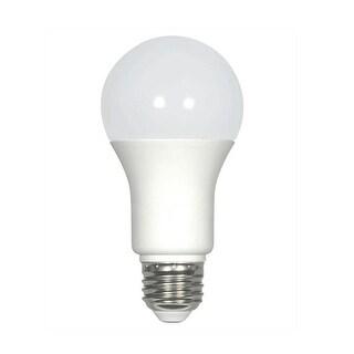Satco S9810 Medium Base 220' Beam Spread Light Bulb, Warm White, 120 V
