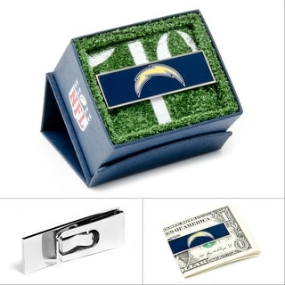 San Diego Chargers Money Clip - Multicolored