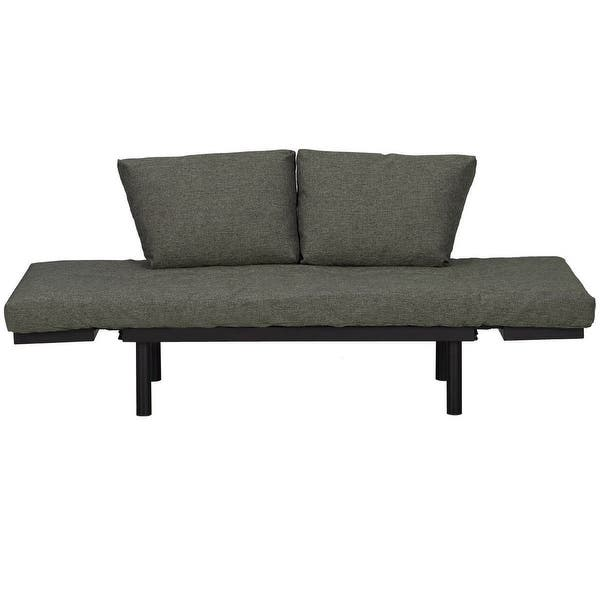 Modern Futon Sofa Bed Recliner Daybed