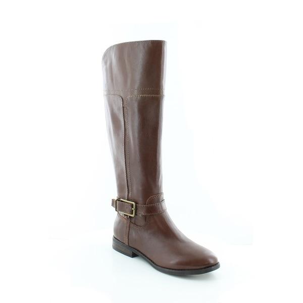 Marc Fisher Aysha-WC Women's Boots Medium Brown - 6