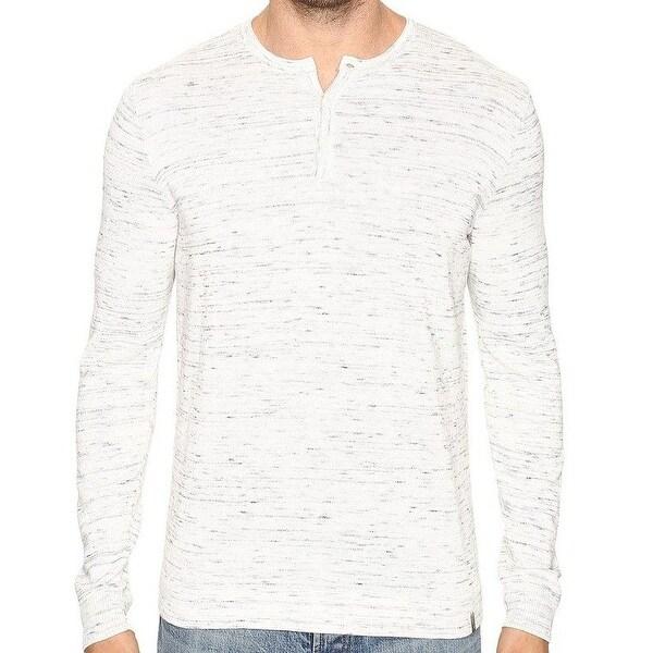 Shop Calvin Klein NEW White Gray Men's Size 2XL Space-Dye